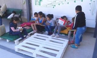 Colegio Juan Manuel Montoya (Centro de Acción Educativa Singular) en la Punta