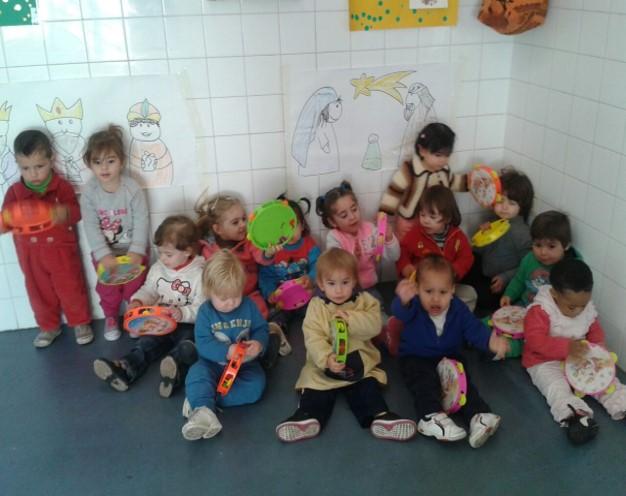 Centro de día de Menores Santa Ana en Nazaret
