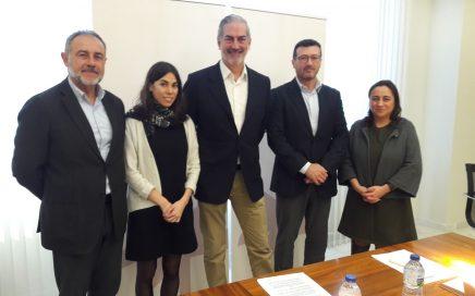 Importaco y Aportem firman un convenio de colaboración en beneficio de personas con riesgo de exclusión social