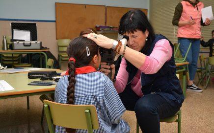 Se completan dos nuevas campañas oftalmológicas de Visió Sense Fronteres, Baleària y Aportem